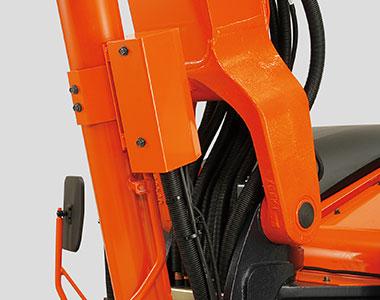 Anti drop valve KX080-3S 8.2 - 8.3 Tonne Zero Swing Excavator