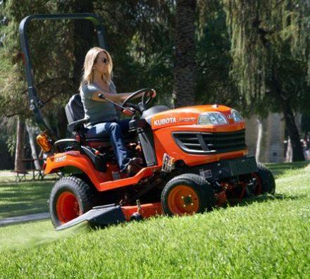 Kubota BX Series Tractors - 18 0 - 25 5 HP Sales And Service