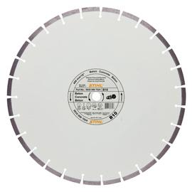 Diamond cutting wheel Concrete B STIHL Cutting Wheels For Cut-Off Saws