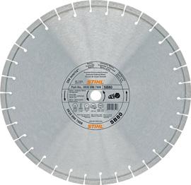 Diamond cutting wheel Hard stone Concrete SB STIHL Cutting Wheels For Cut-Off Saws