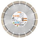 Diamond cutting wheel universal DX 100 STIHL Cordless Cut Off Saw