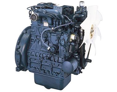 Engine KX91-3S2 3.2 - 3.4 Tonne Zero Swing Excavator