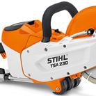 Low maintenance motor technology STIHL Cordless Cut Off Saw