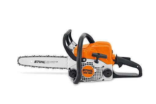 STIHL MS 180 Light compact 1.5kW-Petrol chainsaw