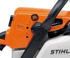 Manual fuel pump Purger STIHL Homeowner Chainsaws