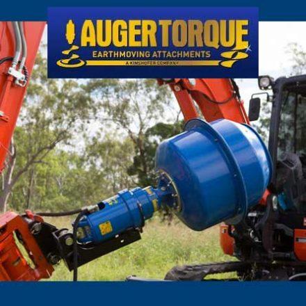 Auger Torque Earthmoving Attachments