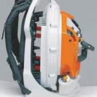 blower STIHL Anti vibration system STIHL Mistblowers & Sprayers