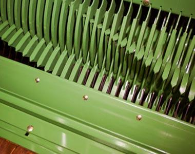 cuttingsystem KRONE MX 350 GL/GD FORAGE WAGON