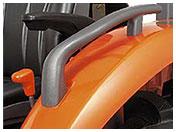 grandl40 metalhoodfender Kubota L3540 L4240 L5740 Grand L Series Tractors kubota grand l series