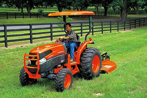Kubota L3540 L4240 L5740 Grand L Series - 34 0 - 59 0 HP