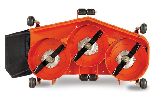 Kubota ZG Series Zero Turn Commercial Mowers ZG222 ZG227