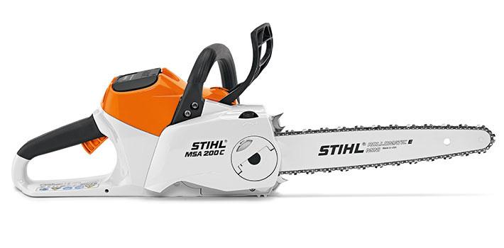 STIHL MSA 200 C-BQ Cordless Chainsaw