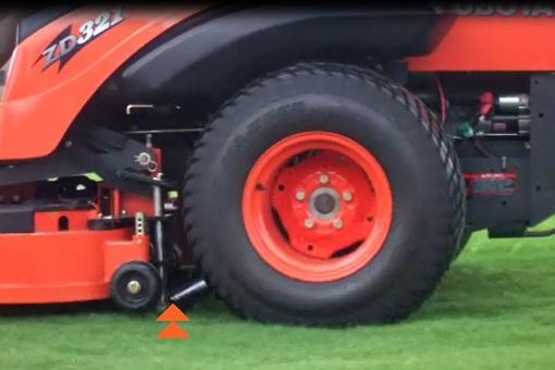 Kubota Zero Turn Mulching Kit For : Kubota z series zero turn commercial mowers zd