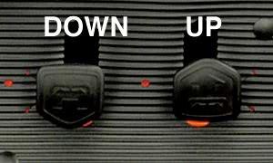 Z300 Hands Free Hydraulic Deck Lift Kubota Z300 Series Zero Turn Commercial Mowers ZD326 / ZD331 - 26-31HP Kubota Z300