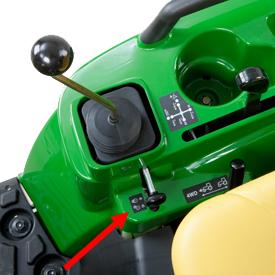 john deere 1 family tractors 1023e 1025r sub compact utility