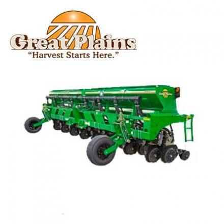 Great plains yield pro planters header logo