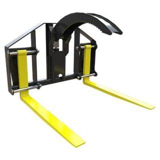 Challenge Loader Power Log Grab