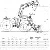 Howard HA Loader Specifications Kubota Tractors