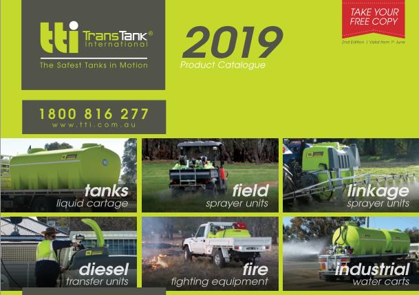 trans tank international catalogue